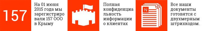 Регистрация ООО в Крыму